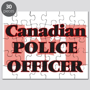 Canadian Police Officer Puzzle