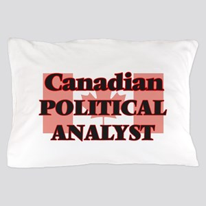 Canadian Political Analyst Pillow Case