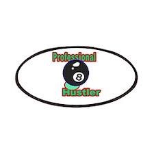 Pro 8 Ball Hustler Patch