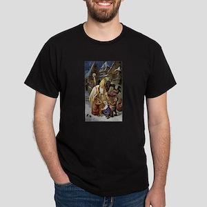Krampus 005 Dark T-Shirt