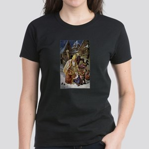 Krampus 005 Women's Dark T-Shirt