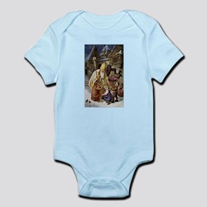 Krampus 005 Infant Bodysuit