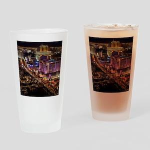 LAS VEGAS 2 Drinking Glass