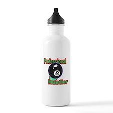 Pro 8 Ball Hustler Stainless Water Bottle 1.0L
