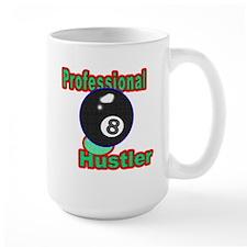 Pro 8 Ball Hustler Large Mug