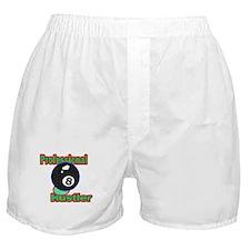 Pro 8 Ball Hustler Boxer Shorts