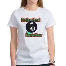 Pro 8 Ball Hustler Women's T-Shirt