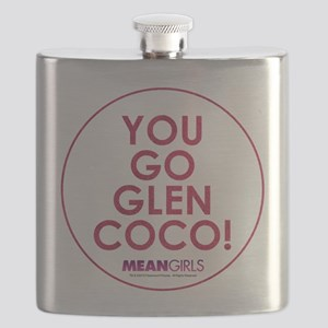 Mean Girls - Glen Coco Flask