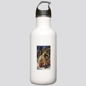 Krampus 005 Stainless Water Bottle 1.0L