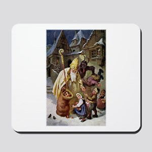 Krampus 005 Mousepad