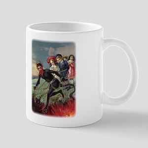 Krampus 009 Mug Mugs