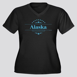 Alaska Plus Size T-Shirt