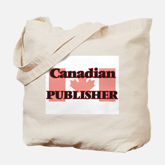 Canadian Publisher Tote Bag