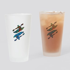 KAYAK Drinking Glass