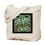 Primitive Inspired Graphics Tote Bag