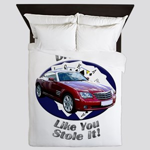 Chrysler Crossfire Coupe Queen Duvet