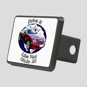 Chrysler Crossfire Coupe Rectangular Hitch Cover