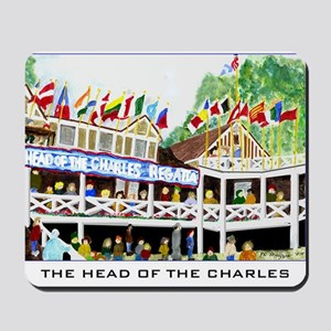 """""""Head of the Charles"""" Mousepad"""