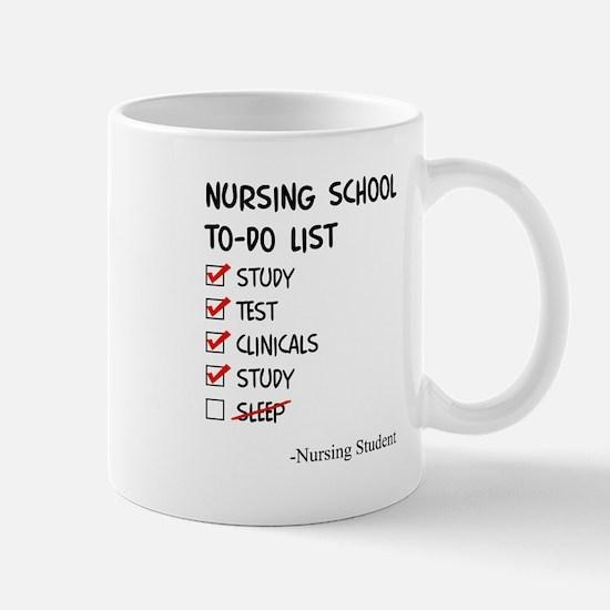 Unique List Mug