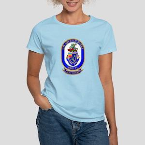 USS Arleigh Burke DDG 51 Women's Light T-Shirt