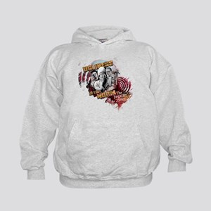Ugliness is the Norm Kids Hoodie