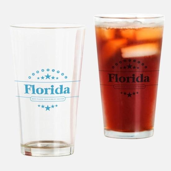 Unique Fl gators Drinking Glass