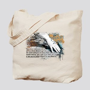 Last Man on Earth Glasses Tote Bag