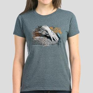Last Man on Earth Glasses Women's Dark T-Shirt