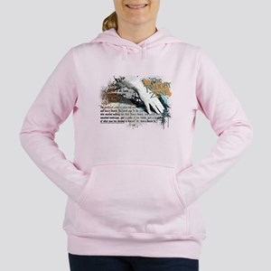 Last Man on Earth Glasse Women's Hooded Sweatshirt