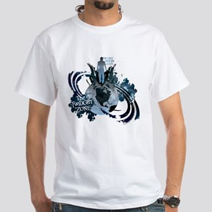 The Last Man on Earth White T-Shirt