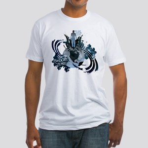 The Last Man on Earth Fitted T-Shirt