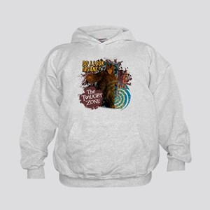 Thing on the Wing Kids Hoodie