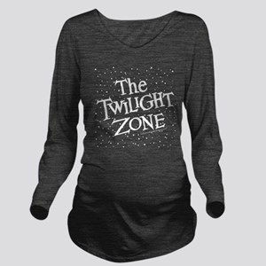 The Twilight Zone Long Sleeve Maternity T-Shirt
