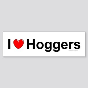 Hoggers Sticker (Bumper)