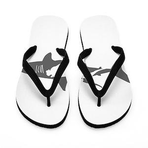 d1e52c106eb2 Scuba Diving Flip Flops - CafePress