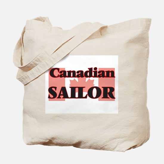 Canadian Sailor Tote Bag
