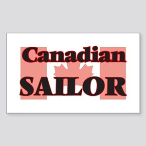Canadian Sailor Sticker