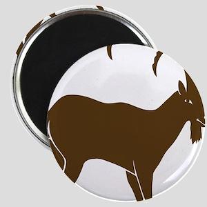 ibex capricorn steinbock mountain goat she Magnets