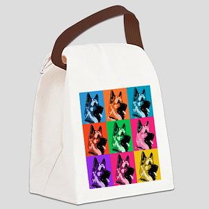 Warhol Shiloh Canvas Lunch Bag