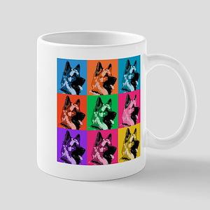 Warhol Shiloh Mugs