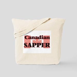 Canadian Sapper Tote Bag