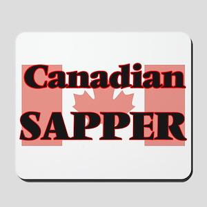 Canadian Sapper Mousepad