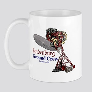 Hindenburg Ground Crew Mug