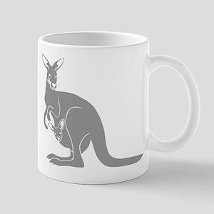 känguru kangaroo australien australia a Mugs