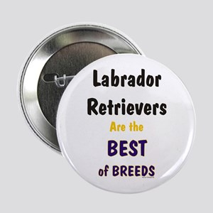 Labrador Best of Breed Button