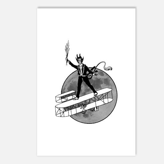 Krampus 017 Postcards (Package of 8)