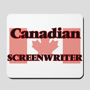 Canadian Screenwriter Mousepad