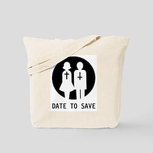 Date to Save Original Tote Bag