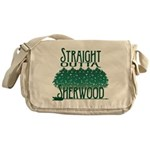 Straight Outta Sherwood Messenger Bag