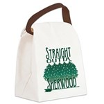 Straight Outta Sherwood Canvas Lunch Bag